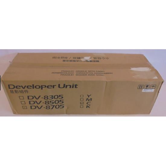 DV-8705C Блок проявки голубой KYOCERA TASKalfa 6550ci (302K993083)