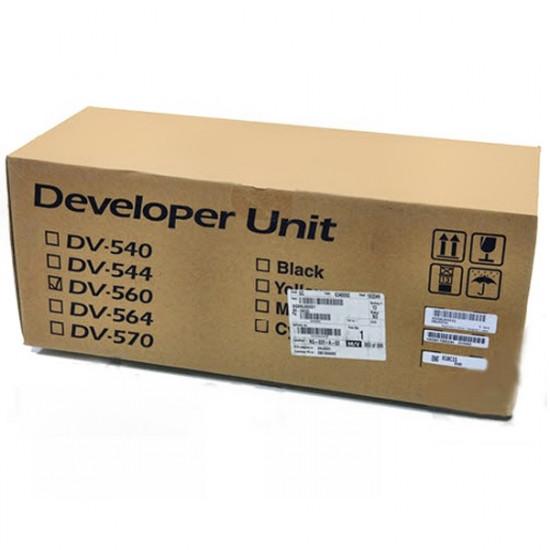 DV-560C Блок проявки голубой FS-C5200DN/C5300DN (302HN93033)