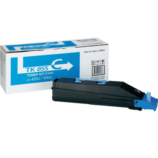 TK-880C Cyan Тонер-картридж синий Kyocera FS-C8500DN