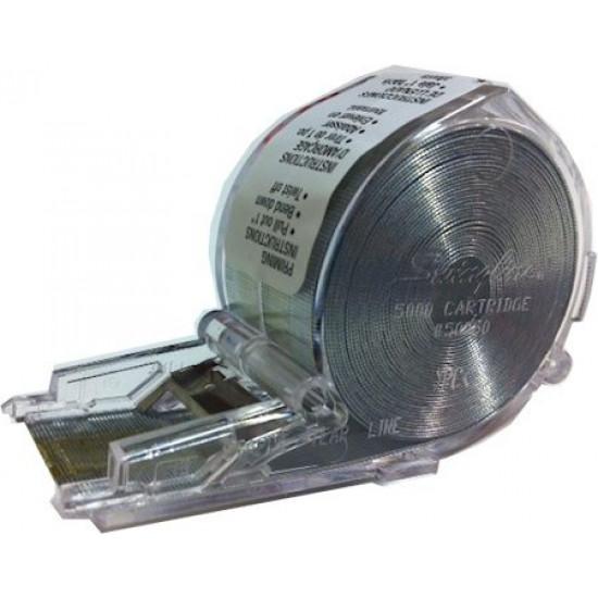"Staple Cartridge - Картридж со скрепками  ""улитка"" для kasfold, 5000 шт.\уп"