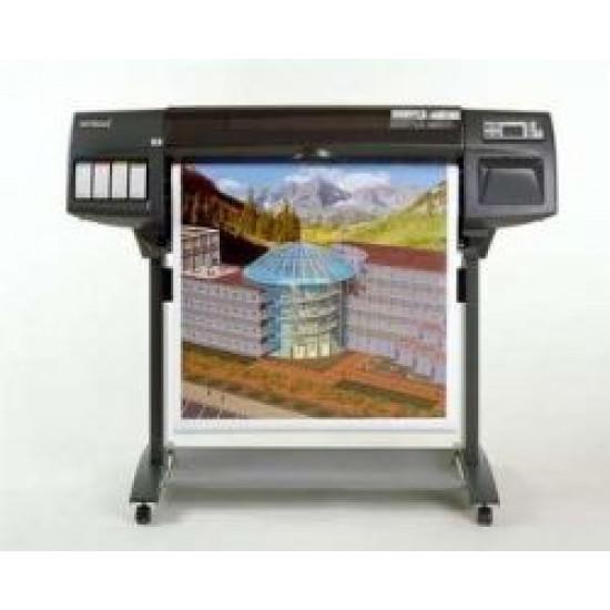 Широкоформатный плоттер HP designjet 1055c  plus
