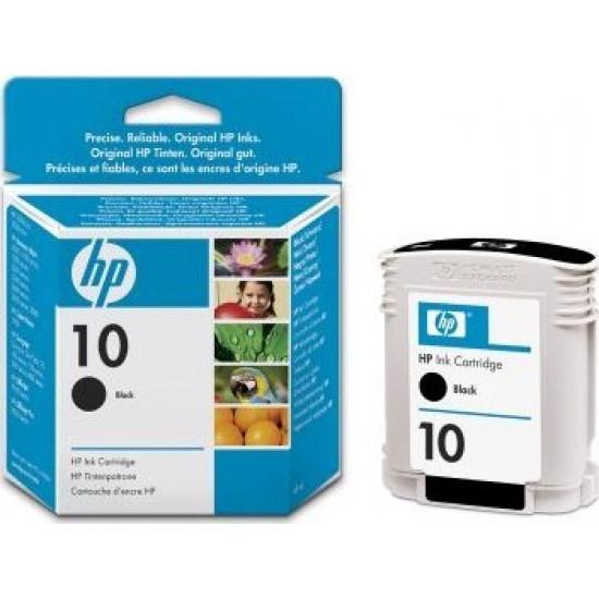 C4844A Картридж чёрный № 10 Hewlett-Packard
