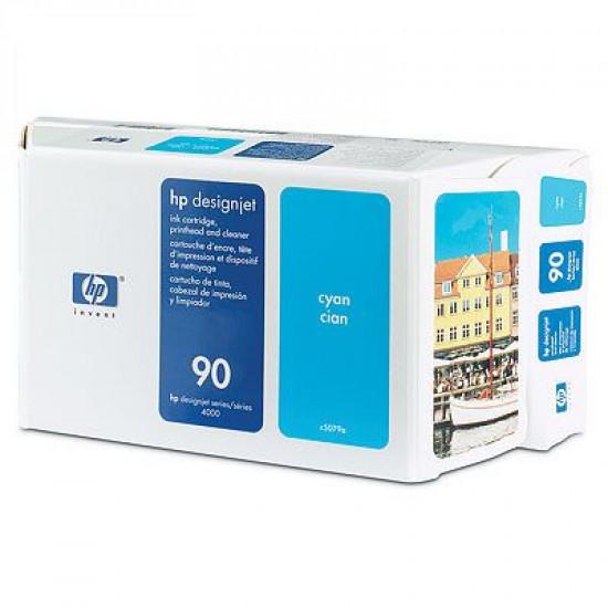 C5079A Набор с голубыми чернилами №90 Hewlett-Packard