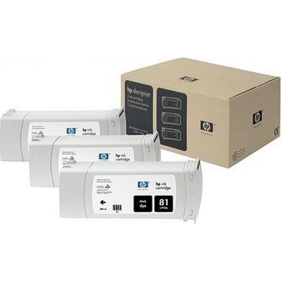 C5066A Картридж черный №81 Hewlett-Packard