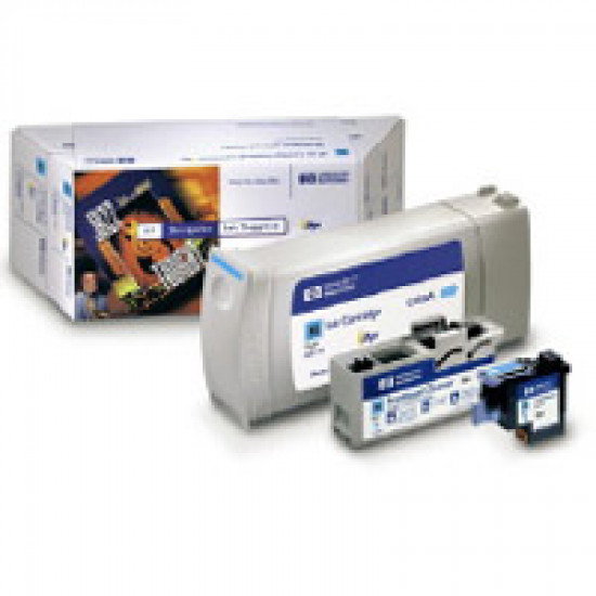 C4991A Комплект голубой №81 Hewlett-Packard Снято с пр-ва!!