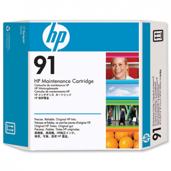 C9518A Печатающая головка для техобслуживания № 91 Hewlett-Packard