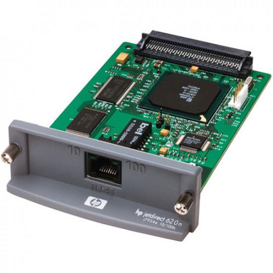Внутренний сервер печати HP Jetdirect 620n 10/100Base-TX