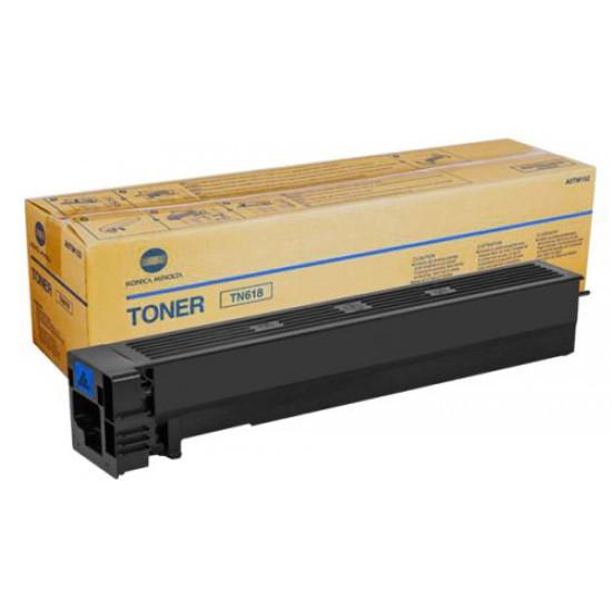 TN-618 Тонер картридж для Konica Minolta Bizhub 552/652 (A0TM152)