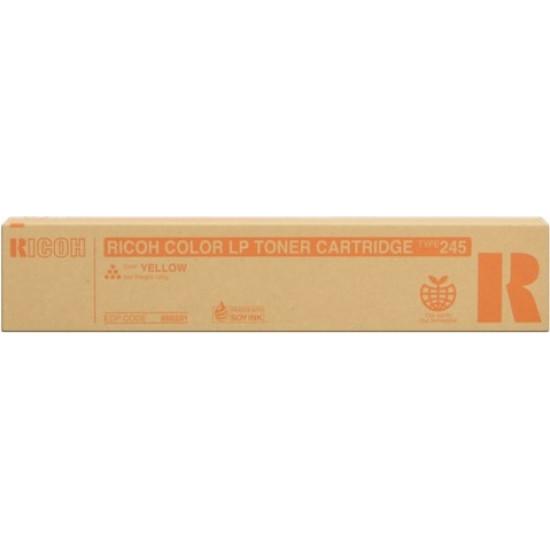 888281 Тонер-картридж type 245 жёлтый для Ricoh Aficio CL4000DN