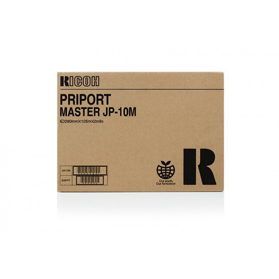 893027 Мастер-пленка B4 тип JP-10M для Ricoh Priport JP1050/DX3440/3443/3344 (2 рул)