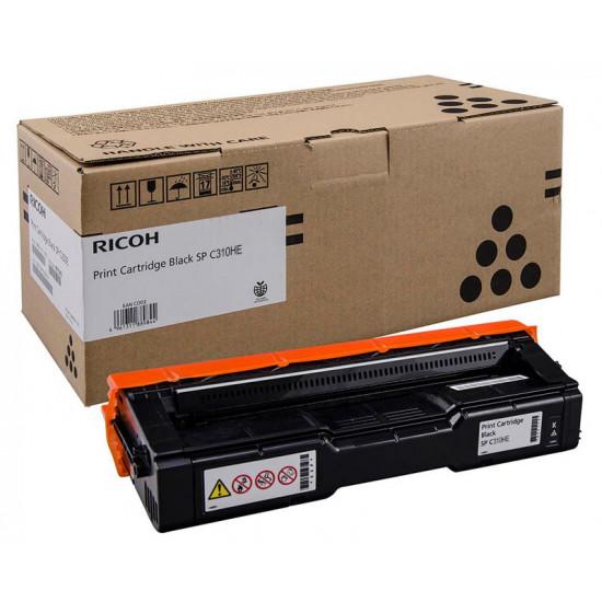 407634 Картридж черный SP C310HE для Ricoh SPC231N/SF/232DN (406479)